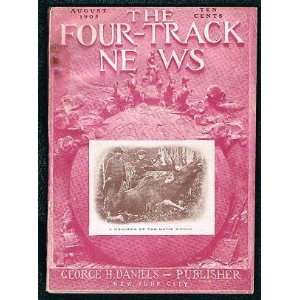 THE FOUR TRACK NEWS   VOLUME IX, AUGUST 1905, NUMBER 2