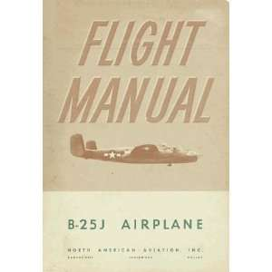 North American Aviation B 25 PBJ 1 C,D Aircraft Maintenance Manual