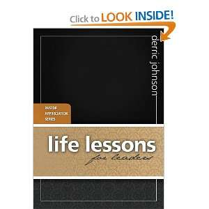 Life Lessons for Leaders (Pastor Appreciation