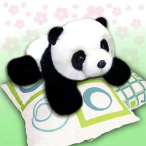 Plush Panda Bear,Bamboo Panda 17