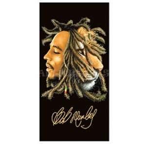 Bob Marley Profile Beach Towel (gf108) Everything Else
