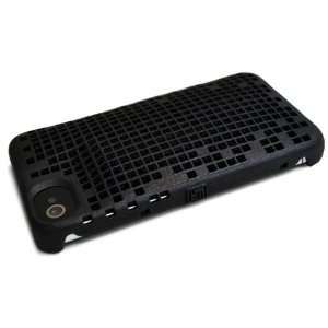 Freshfiber Double Mesh iPhone 4S/4 Cover (Graphite Black): Electronics