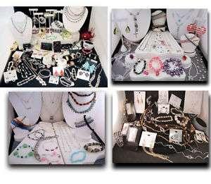 New Costume Fashion Jewelry 10 pc Sample Lot Wholesale