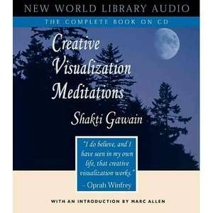 Creative Visualization Meditations, Gawain, Shakti