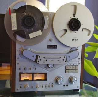 Akai GX 635D Reel to reel tape deck   serviced,  excellent condtion