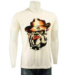 Ed Hardy Mens USMC Bulldog T shirt