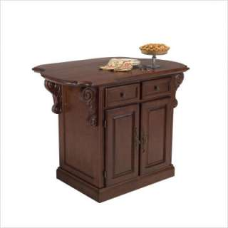 Home Styles Traditions Kitchen Island in Cherry 88 5005 94