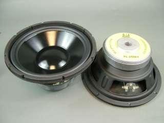 Quality 10 Inch Woofer 93 dB 8 ohms, 225 watts RMS Cerwin Vega