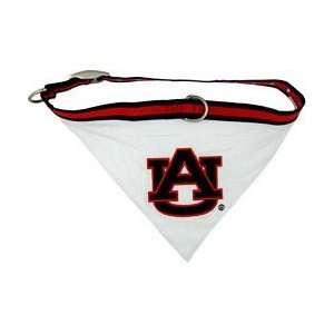 NCAA Auburn University Tigers Pet Collar Bandana, Medium
