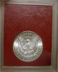 1882 S Morgan Silver Dollar Redfield Paramount Hoard Collection