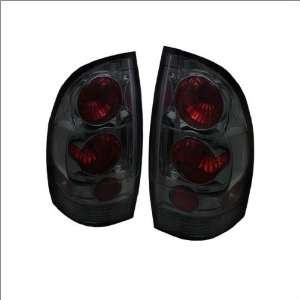 Spyder Euro / Altezza Tail Lights 05 08 Toyota Tacoma Automotive