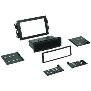 CHRYSLER 300 NAV DASH RADIO BEZEL SILVER DIN MOPAR: Automotive