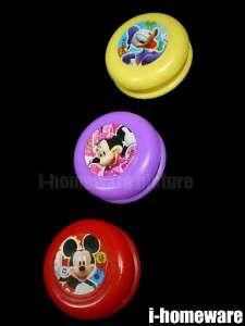 Mickey Mouse Disney Party Supply Toy Gift 6x Yo Yo m377