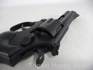 Revolver 4inch spring Airsoft Guns Pistols Handguns w/Shells