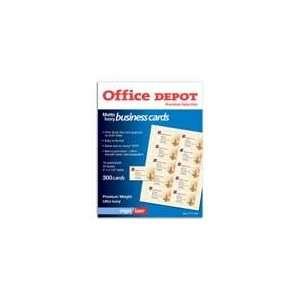 office depot order business cards on PopScreen
