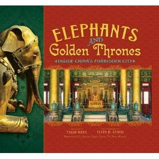 Elephants and Golden rones Inside Chinas Forbidden City by Trish