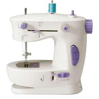 Michley Lil Sew & Sew 2 Stitch Portable Sewing Machine, Automatic