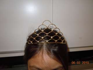 Tiara Kid Girl Crowns Corona Nina WEDDING QUINCEANERA
