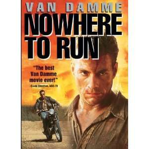 Nowhere to Run: Jean Claude Van Damme, Rosanna Arquette