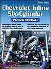 230 250 292 194 INLINE 6 ENGINE MANUAL BOOK REBUILD SIX CYLINDER