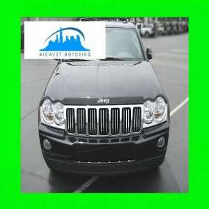 2005 2010 JEEP GRAND CHEROKEE CHROME TRIM FOR GRILL GRILLE