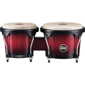 Meinl Headliner Wine Red Burst 6 3/4 & 8 wood bongos