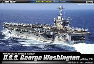 ACADEMY]1/720 U.S.S. George Washington(CVN 73) [14405]