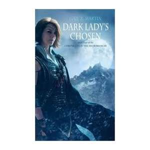 Dark Ladys Chosen (Book 4) Publisher Solaris; Original