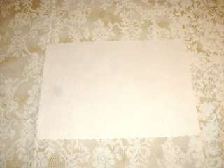 Lot 100 New White Paper Placemats Place Mats 10 x 14