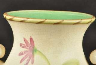 Weller Pottery Vase Bonito Pattern 1927   1933 Artist Signed