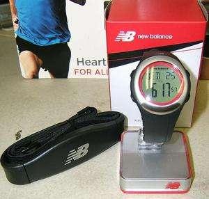 New Balance Duo Sport Watch Heart Rate Monitor