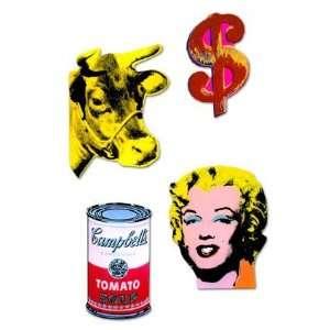 Andy Warhol by Andy Warhol, 4x7