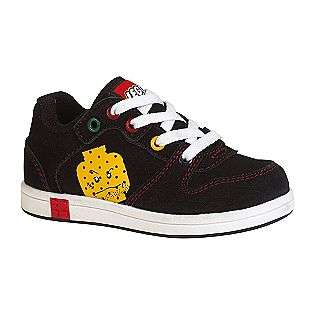 Toddler Boys Archer   White/Black/Yellow  LEGO Shoes Kids Toddlers