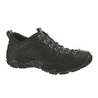 Mens Work Shoe Shelk Leather Oxford Black P709712  Cat Footwear Shoes