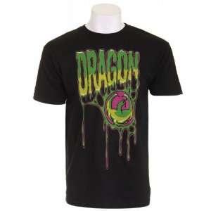 Dragon Secret Sauce T Shirt   Large/Black Automotive