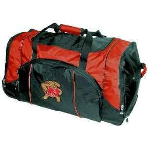 Maryland Terrapins Duffel Bag