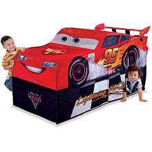 Disney Pixar Cars 2   Lightening McQueen Tent   Playhut   BabiesRUs