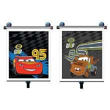 Disney Pixar Cars the Movie Sunshade   2 Pack   Learning Curve