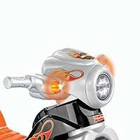 Fisher Price Harley Davidson Lights and Sounds Tricycle (Colors Vary
