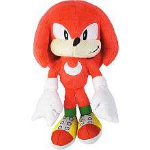 Sonic Anniversary Plush Figure   Knuckles   Jazwares   Toys R Us