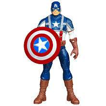 inch Superhero Action Figure   Captain America   Hasbro