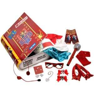 Childs High School Musical Dress Up Year Book Toys & Games