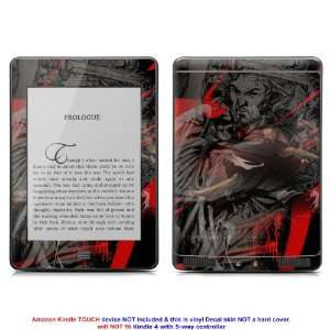 sticker for  Kindle Touch case cover KDtouch 648 Electronics