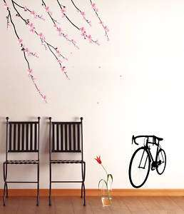 Blossoms Instant Art Home Decor Removable Wall Sticker Decal
