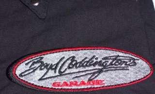 BOYD CODDINGTONS GARAGE   Hot Rod Designer Shirt  L