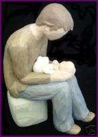 WILLOW TREE ANGELS NEW DAD FIGURINE