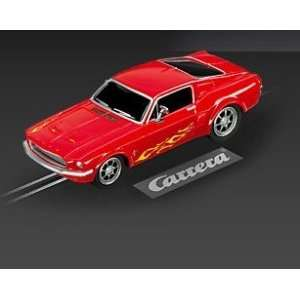 Carrera   1/43 Ford Mustang Car, Carrera Go (Slot Cars