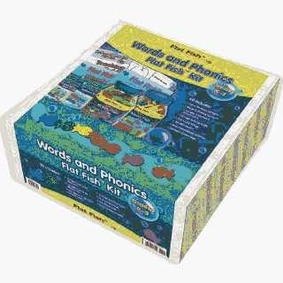 Cognitive Language Skills Flat Fish Kit Words And Phonics