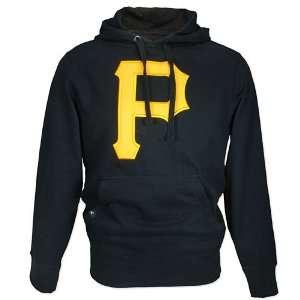 Pittsburgh Pirates Full Chest Logo Hooded Sweatshirt