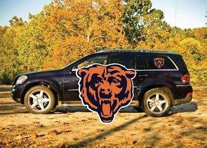 Chicago Bears NFL Football Vinyl Decal Stickers 10